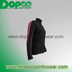 custom sports windproof jacket as your design