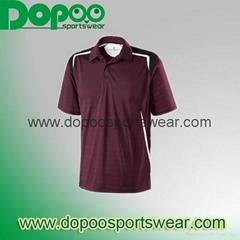Wholesale woman clothing bulk custom polo shirt made in China