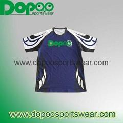 Custom make rugby jersey team jersey