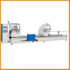 Aluminum CNC Double Mitre Saw