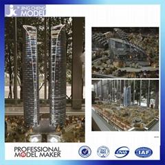 Architectural design model 3D models professional making