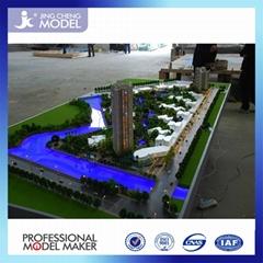 Building scale model maker architectural model builder