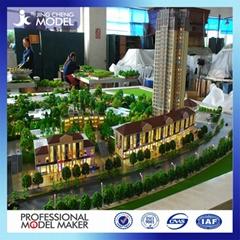 Building other real estates model making