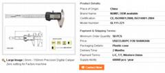 0mm - 150mm Precision Digital Caliper Zero setting for Factory machine