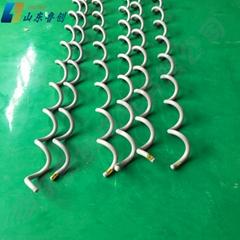 生产ADSS光缆防震金具螺旋减震器FL阻尼防震鞭