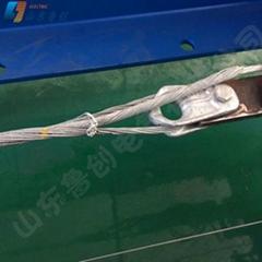 光纜耐張金具串耐張線夾轉角金具ADSS/OPGW光纜