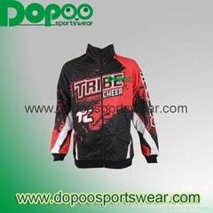 Custom full printing jacket jersey for men & boys