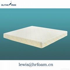 供應博裕迪記憶床墊 高密度厚墊 高回彈海綿床墊