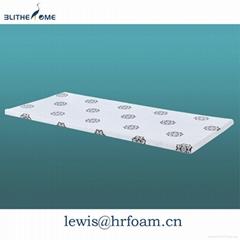 家直銷 高密度太空記憶棉慢回彈床墊 星級酒店海綿床墊批發