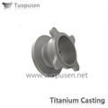 Titanium Alloy Butterfly Valve For Sea Water
