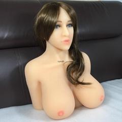 厂家直销微商好货源成人用品乳房咪咪展示男性  自慰名器