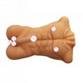 欧悦玩具女用仿真阳具器具男模半身倒模女性自慰名器成人用品 2
