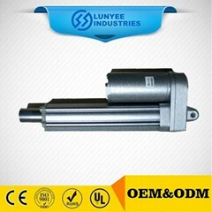 DC Mini permanent high speed linear actuator with Potentionmeter