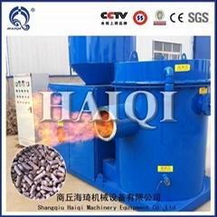 biomass pellet burner (biomass moulding fuel burner)