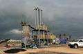 Rice husk gasifier power plant / Wood