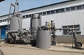 Biomass Paddy husk gasifier furnace for