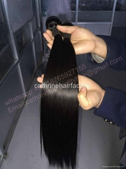 High Quality Virgin Remy Human Hair 8-30inch In Stock