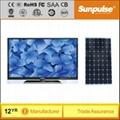 cheap dc 12v led tv 32 inch tv solar powered tv