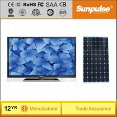 cheap dc 12v led tv 32 inch tv solar powered tv
