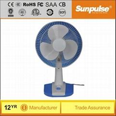DC 12V 12 inch Solar led fan price 12W