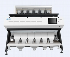 Nuts Color Sorter With HD Touch Screen