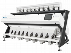 Lentils color sorter optical sorter machine