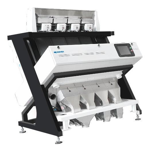 sunflower seeds processing optical sorter by color sorting 1