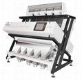 rice mills color sorter optical sorting