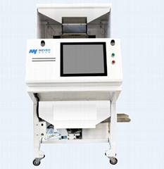 peanuts ground nuts optical sorter color sorting machine