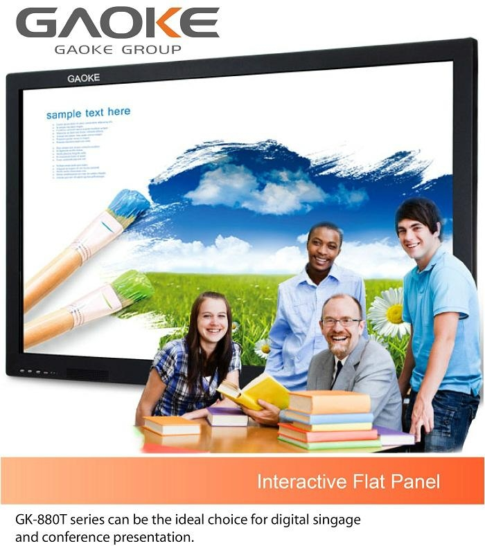 HOT SALE IN STOCK 55 inch led interactive flat panel 3