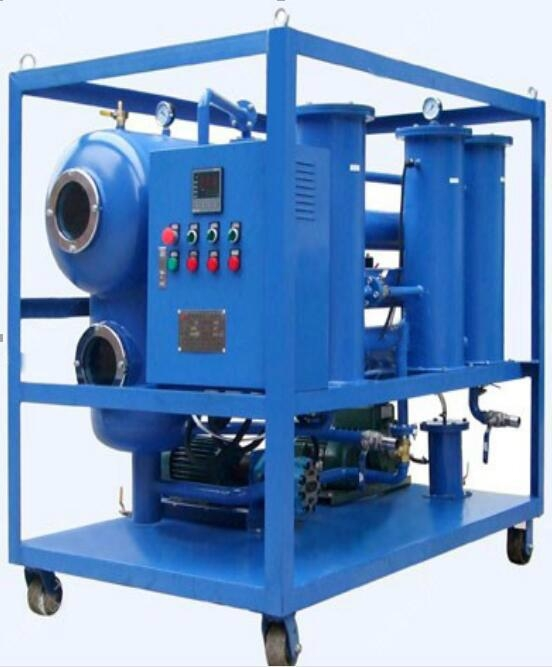 SVP Single stage vacuum insulating Oil Purification 1