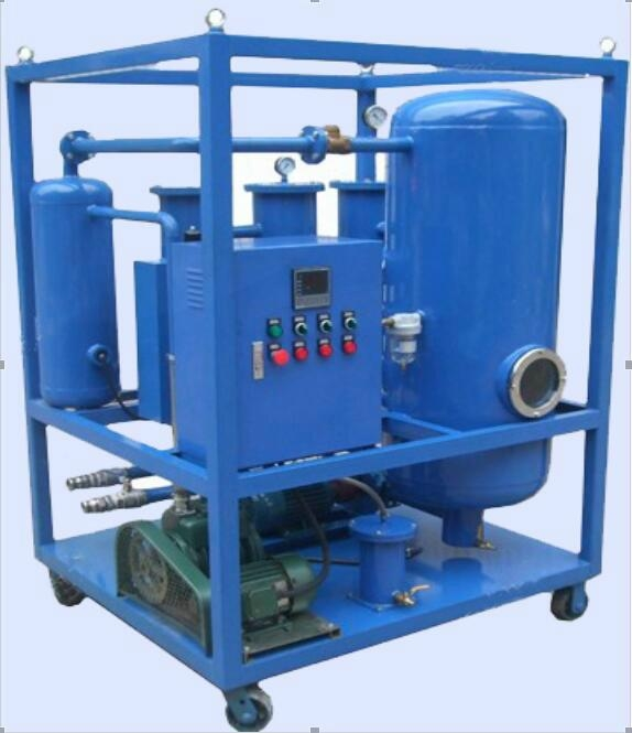 SVP Single stage vacuum insulating Oil Purification 2