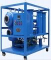 SVP Single stage vacuum insulating Oil Purification 4