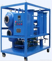 TVP Turbine Oil Purification