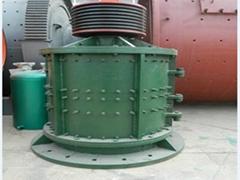 Vertical shaft counterattack fine crusher