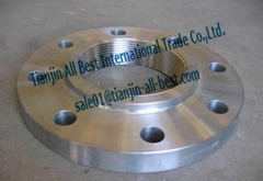 Stainless steel Threaded Flanges - ANSI B16.5