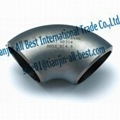 90 degree Stainless Elbows steel