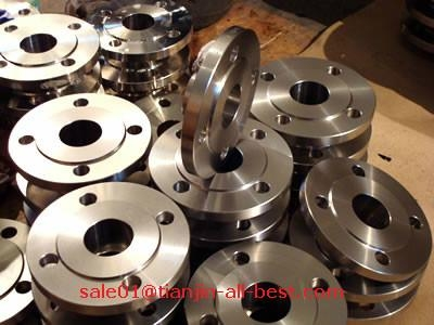 Stainless steel Slip On Flanges Forged iron pipe fittings 1