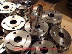 Stainless steel Slip On Flanges Forged iron pipe fittings