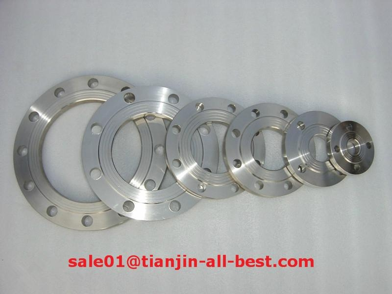 Stainless steel Slip On Flanges Forged iron pipe fittings 3