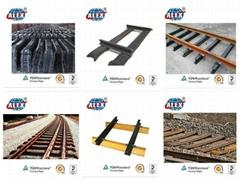 Rail sleeper