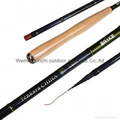 3.6m Tenkara Fly Rod Japan Carbon Fiber Super Light Tenkara Fly fishing rod Tenk