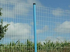 Wire MeshFencing Euro Welded Fence Panels