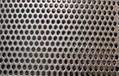 Perforated Mesh Sheet Perforated tube