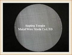 Stainless Steel Filter Disc Filter Mesh