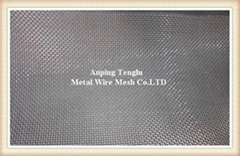Stainless Steel Security Screen Mesh