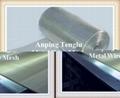 Alloy Brass Monel Nickel Titanium Wire Mesh 3