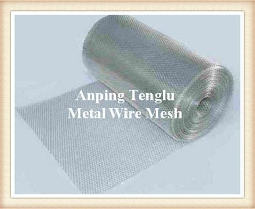 Alloy Brass Monel Nickel Titanium Wire Mesh 5
