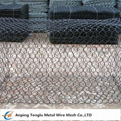Foldable Wire Mesh Gabion Box