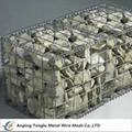 Foldable Wire Mesh Gabion Box